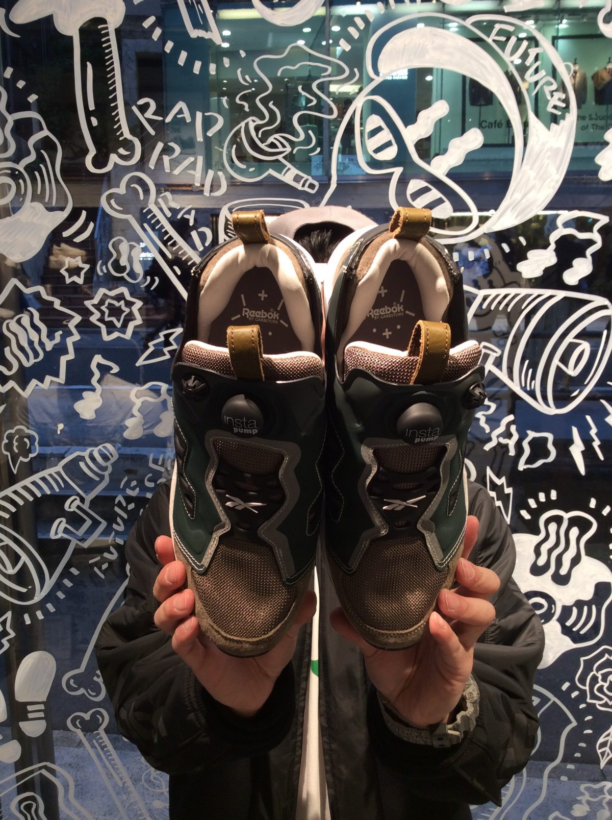 INSTAPUMP FURY ROADとは!?!?
