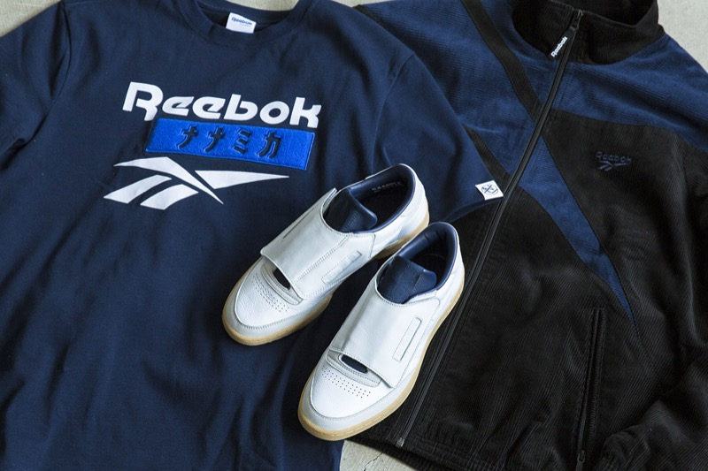 【残りわずか】「Reebok × nanamica Capsule Collection」 発売中!