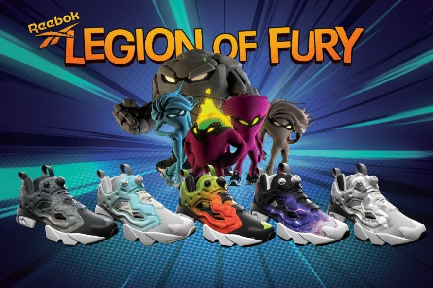 LEGIN OF FURY